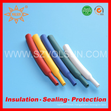 ISO Approved Factory Supply Flame Retardant 7 mm Plastic Tube